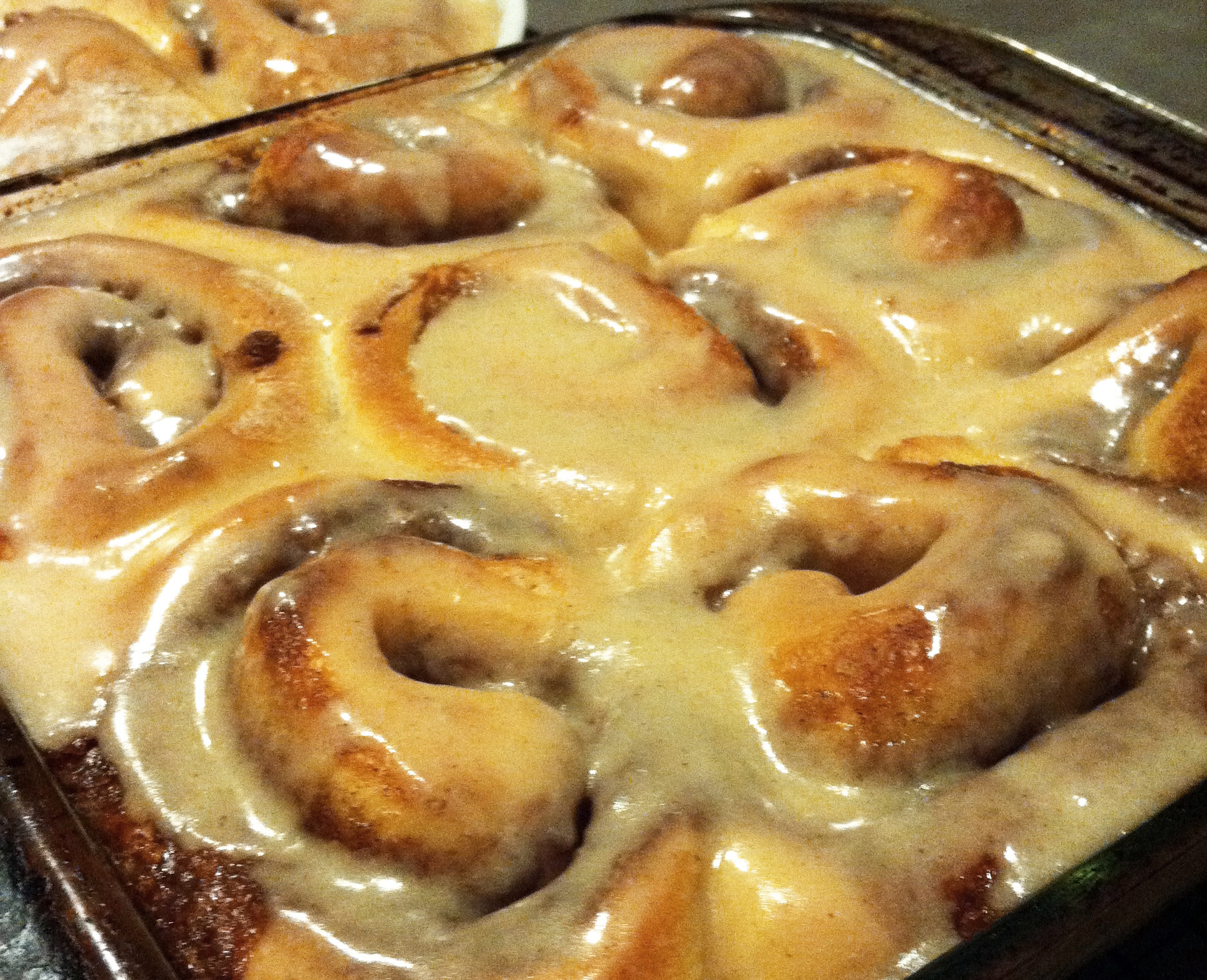 Homemade Cinnamon Rolls in 90 Minutes or Less | made with love ...