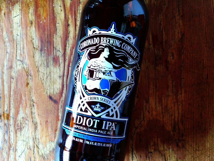 Idiot IPA by Coronado Brewing Company
